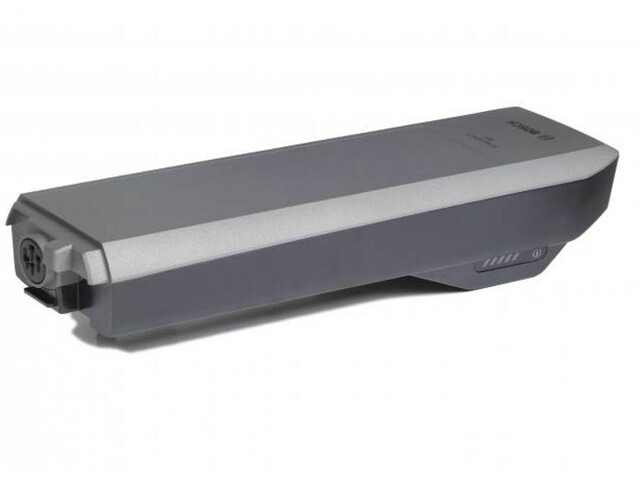 BOSCH PowerPack 300 Gepäckträgerakku ab Modelljahr 2014 platinum